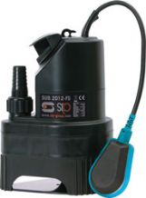 SIP Submersible Dirty Water Pump C/W Float Switch 550W 230V